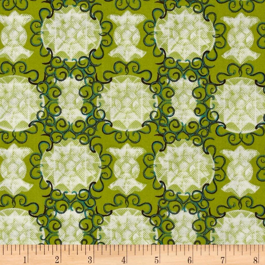Chiffon Gilted Lime