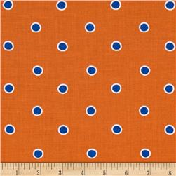 Fox Playground Dots Orange