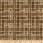 0274528 Tractor Time Plaid Brown