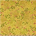 FE-191 Michael Miller Pixie Paisley Wings Yellow