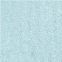 12 Oz. Spa Terry Velour Light Blue