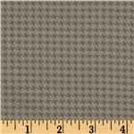 Designer Essentials Designer Houndstooth Dogwood Taupe
