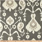 UO-170 Magnolia Home Fashions Java Ikat Pewter