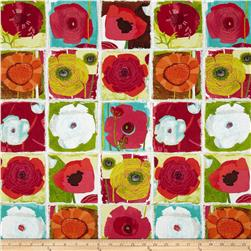 Always Blooming Floral Blocks Multi