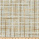 0293122 Farmers Market Plaid Light Beige