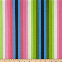 Wild Child Sassy Stripe Pink