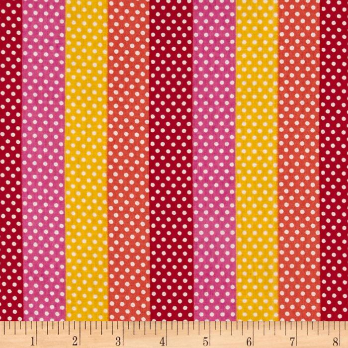 Striped Dots Multi