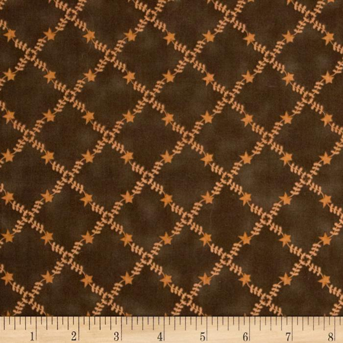 Shasta Star Lattice Brown