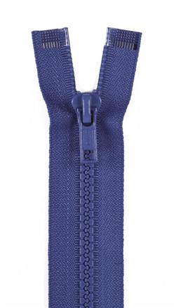 "Sport Separating Zipper 22"" Royal"