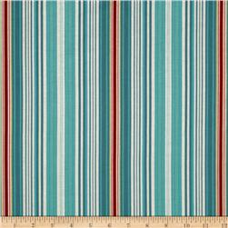 Riley Blake Flutter Stripe Blue