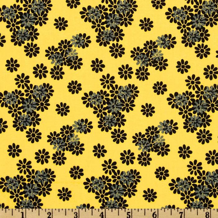 Urbanista Small Floral Yellow