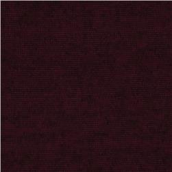 Stretch Hatchi Knit Heather Maroon