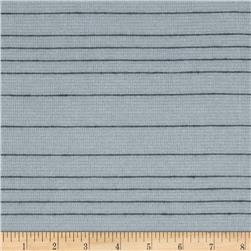 Designer Tissue Hatchi Knit Stripe Blue/Black