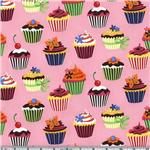 BL-660 Sweet Tooth Cupcakes Pink