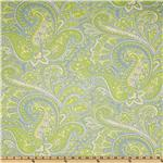 UR-263 Premier Prints Paisley Gate/Baby Blue