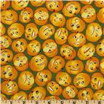 FG-438 Creepers Peepers Jack O&#39; Lanterns Green