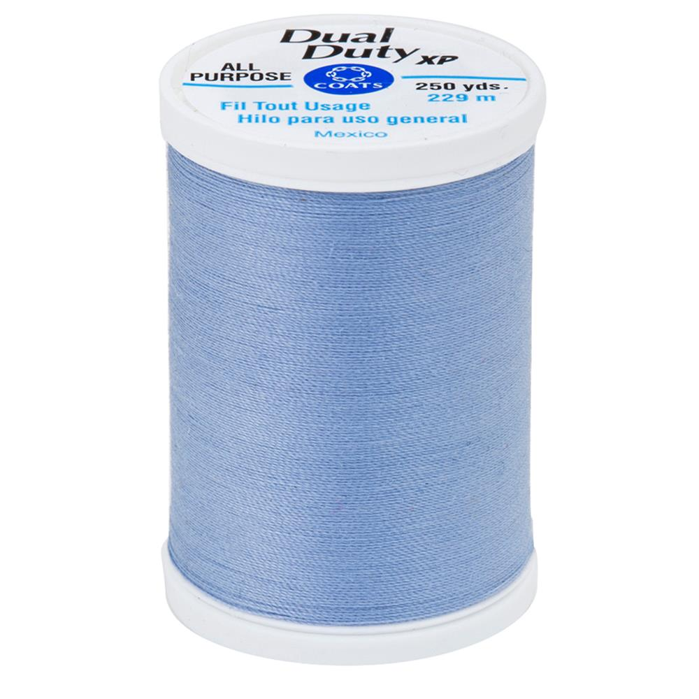 Coats & Clark Dual Duty XP 250yd Cielo Blue