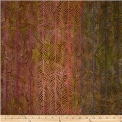 Artisan Batiks Elementals Horizontal Feather Primrose