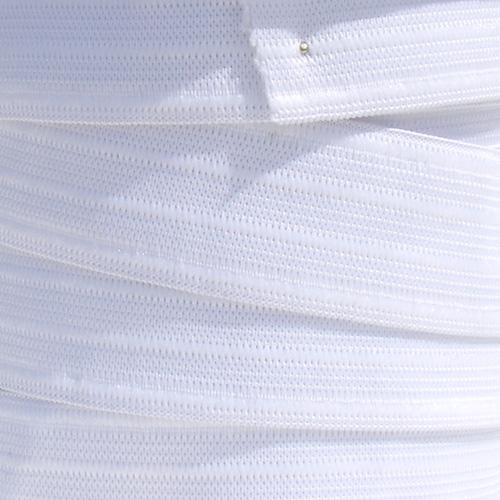 1 1/4&#39;&#39; Sport Elastic 25 YD ROLL White