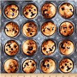 Bake Sale Muffin Tin Silver