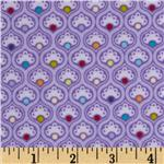 Curiosities Flannel Candy Lilac