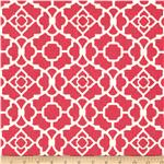 Waverly Lovely Lattice Sateen Blossom