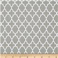 Riley Blake Evening Blooms Wallpaper Grey
