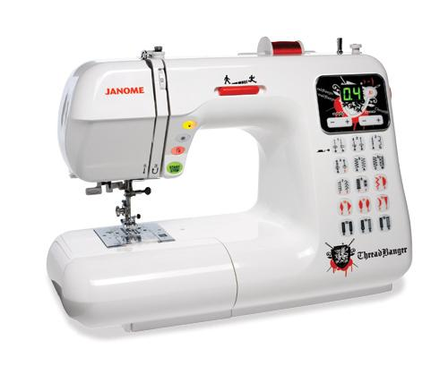 Janome ThreadBanger TB30 Computerized Sewing Machine