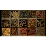 La Scala 4 Patchwork  Panel Vintage