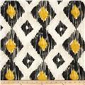 Richloom Kashan Ikat Licorice