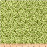Blend Bella Just Paisley Green