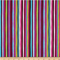 Kozy Kitties Stripe Multi