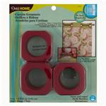 Curtain Grommets Square 1 9/16&quot; Red