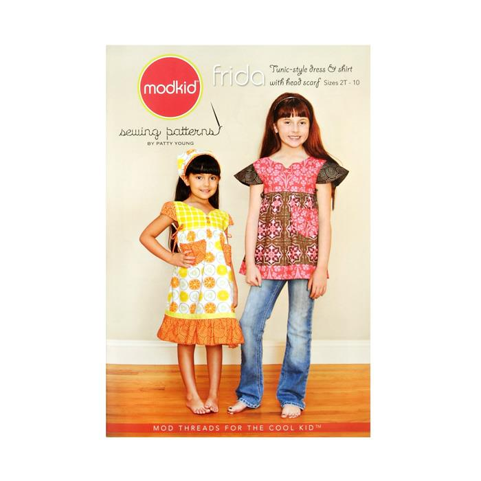 Modkid Frida Sewing Pattern