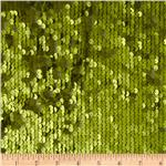 0267170 Envy Matte Sequin Netting Leaf