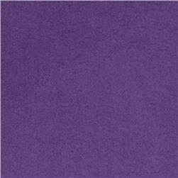 Wintry Fleece Solid New Purple