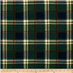 WinterFleece London Plaid Navy