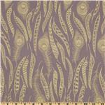 FV-524 Anna Maria Horner Field Study Fine Feathered Whisper Lavender