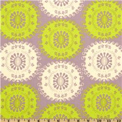 Pernilla's Journey Tapestry Limeade Ice