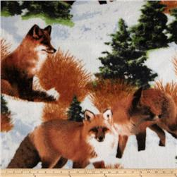 Fleece Foxes Multi