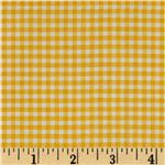 0271820 Riley Blake Small Gingham Yellow