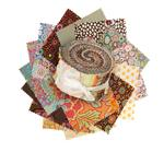 FQ-1716 Kaffe Fassett 2 1/2'' Design Roll Neutral
