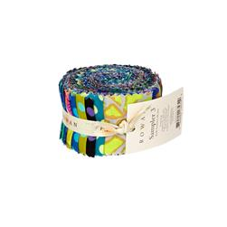 Kaffe Fassett Sampler 3- 2 1/2'' Design Roll