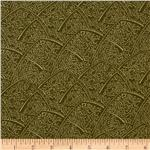 0278950 Vintage Originals Collection 2 Abstract Olive