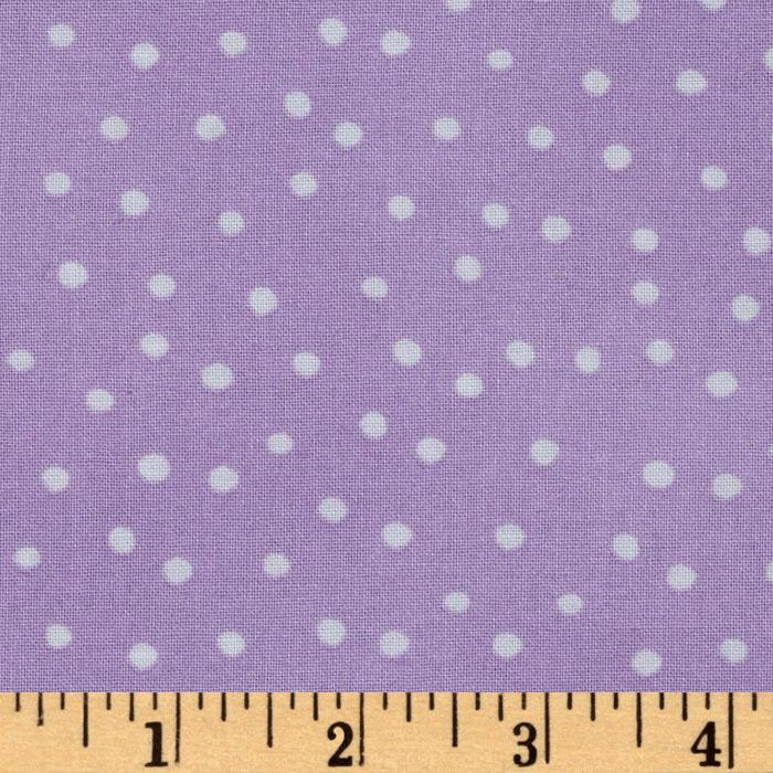 Loralie Designs Hey Cupcake Pretty Dots Lavender