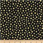 0272188 Sunburst Contempo Dots Black