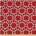 Cynthia Rowley Paintbox Chain Link Red