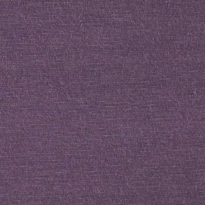 Designer Wool Blend Tissue Jersey Knit Grape