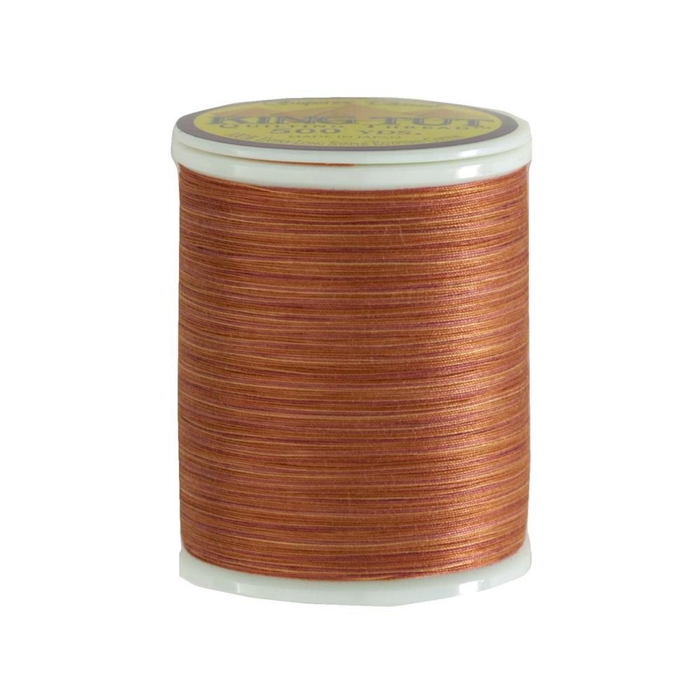 Superior King Tut Cotton Quilting Thread 3-ply 40wt 500yds Flower Pot