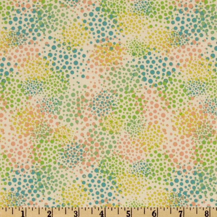 Sweet Tea Mixed Dots Ivory